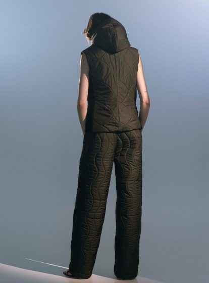 QUILTED TROUSERS MOON-2 AW/21